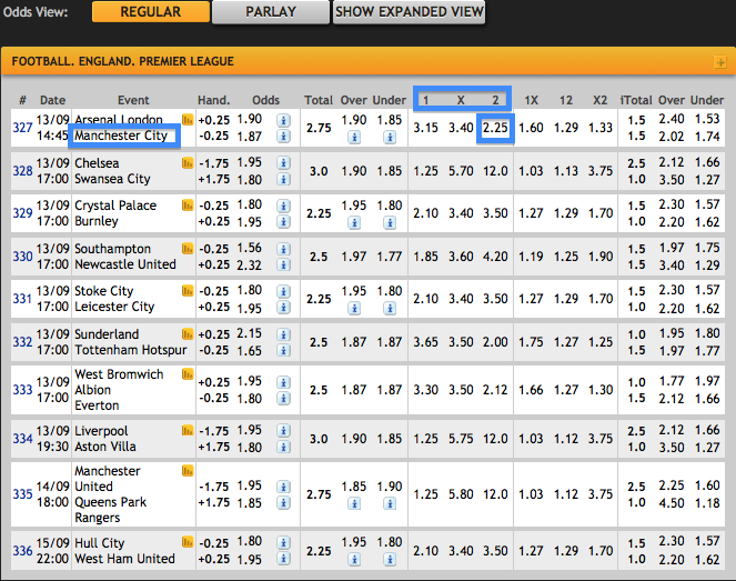 What does treble mean in betting sport betting tips and predictions today