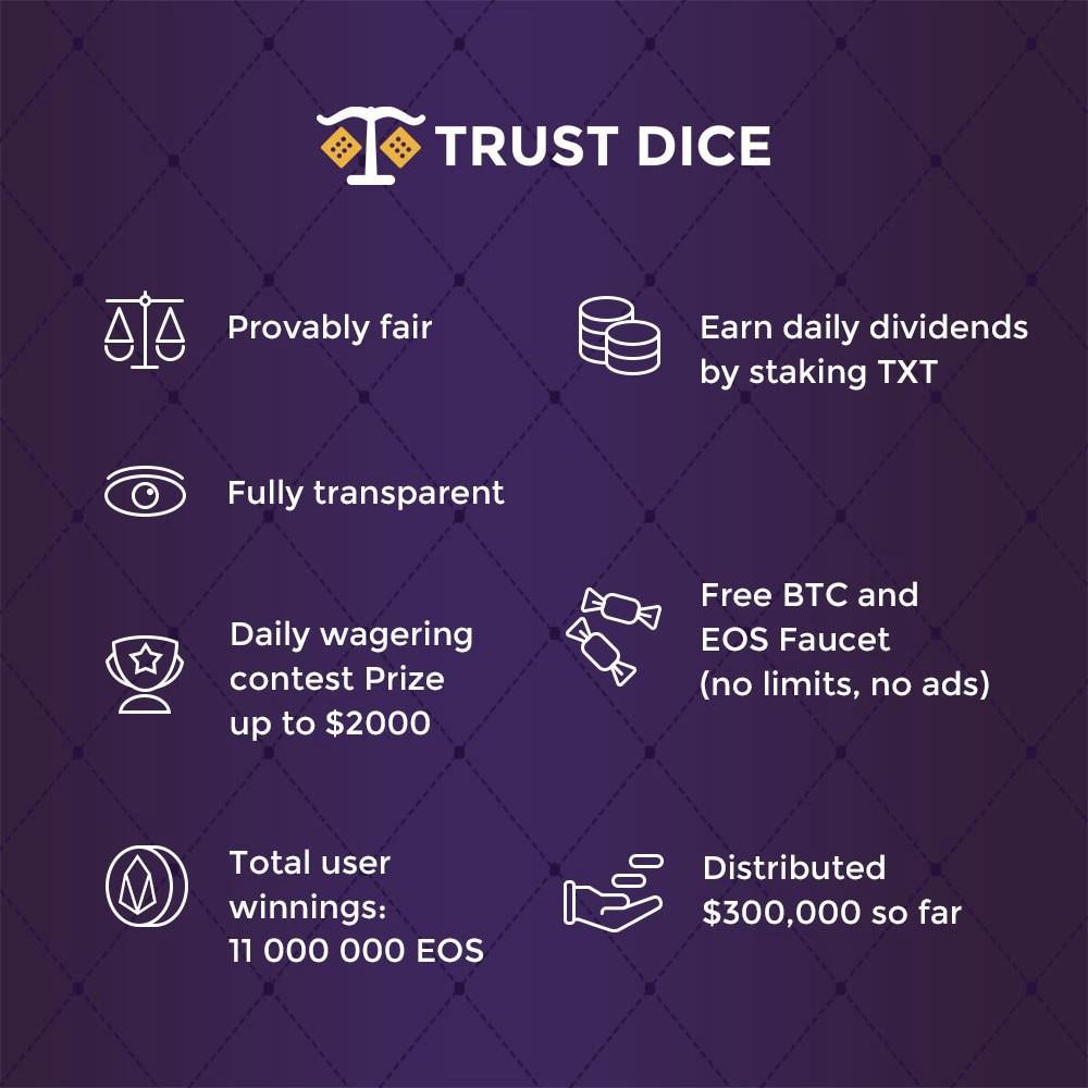 trustdice benefits